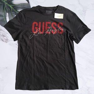 Guess LA Phantom Men's Shirt Size Large NWT NEW!